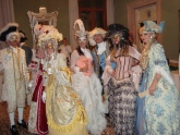 Venice Carnival brasilian guests (click to enlarge)